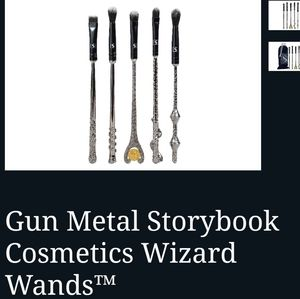 STORYBOOK Cosmetic Wizard Wand Makeup Brushes